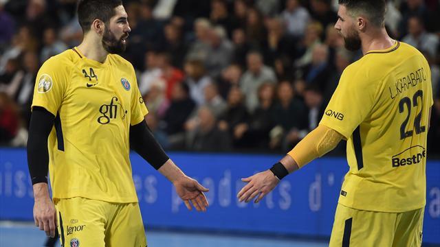 Avec Karabatic, Paris reprend une finale de coupe