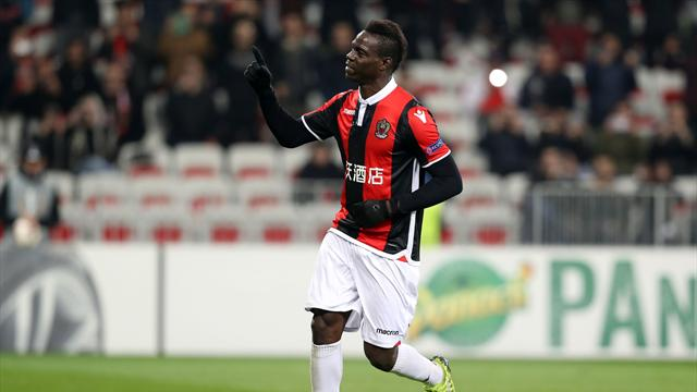 Balotelli sees transfer door opened by Roma ahead of free agency