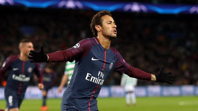 Neymar suffers cracked metatarsal, could miss Real Madrid showdown