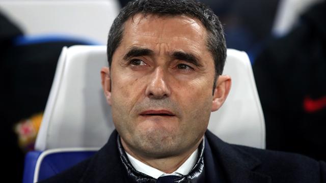 Valverde slams penalty decision as Barca drop points at Las Palmas