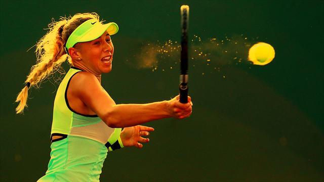 Oubliez Kournikova et Sharapova, suivez Anisimova