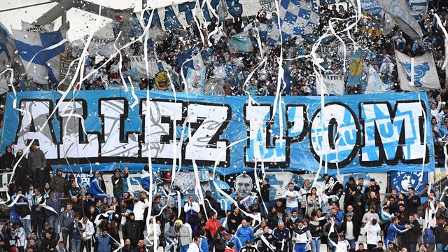 Pas de fan zone à Marseille pour OM-Salzbourg, peut-être une pour le retour (voire la finale)