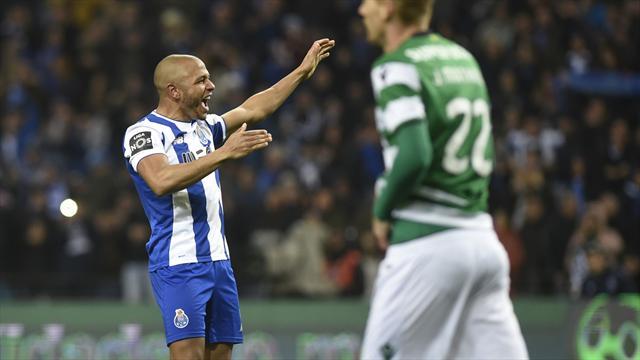 Porto remporte le choc face au Sporting CP et s'envole au classement