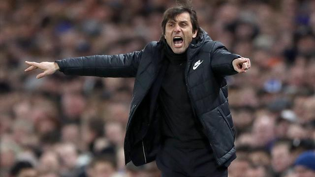 Conte admits Man City are 'unstoppable'