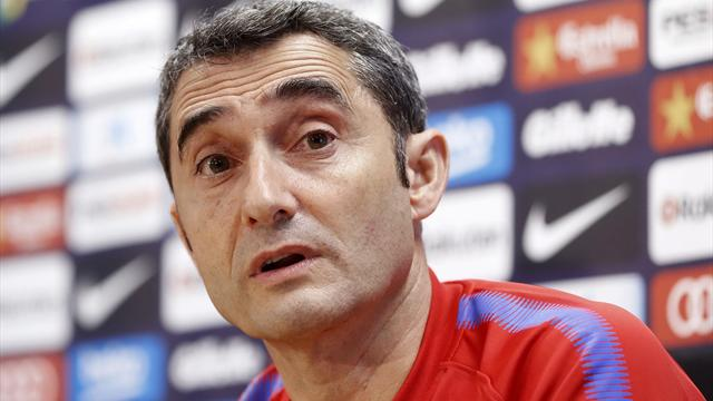 """Valverde confirma que Munir no jugará más: """"El club ha tomado una decisión"""""""