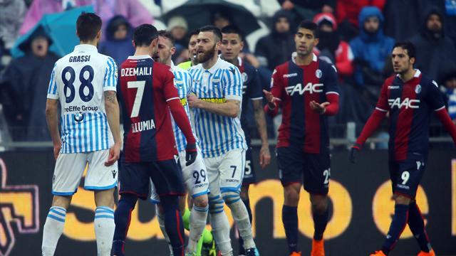 Spal-Bologna, Donadoni cauto: