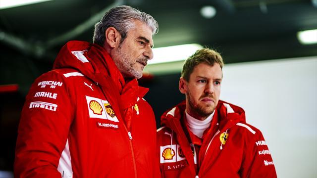 """Ferrari, Vettel è ottimista per la prima in Australia: """"Ho grande fiducia nella nostra macchina"""""""