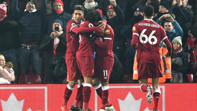 Liverpool suit le mouvement