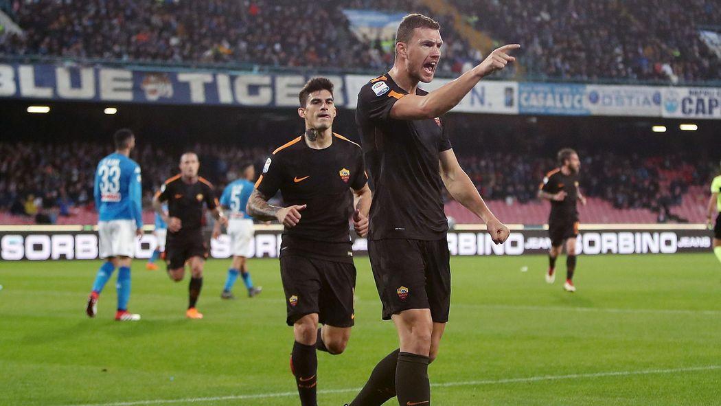 napoli roma in diretta tv e live streaming serie a 2017 2018 calcio eurosport