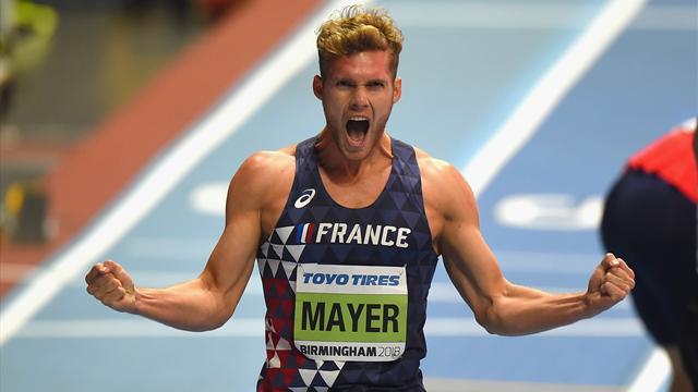 "Mayer : ""On a vu l'homme que j'étais"""