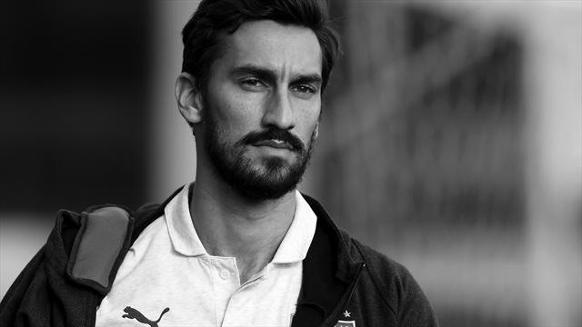 Davide Astori captain of Italian club Fiorentina dies in his sleep