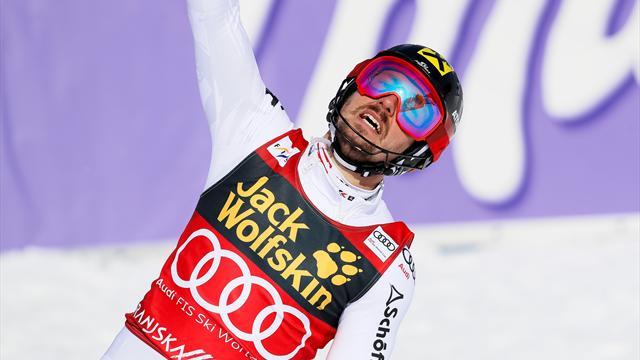 Ultimo atto dello sci alpino: Hirscher per il settimo sigillo, Goggia per la Coppa di discesa