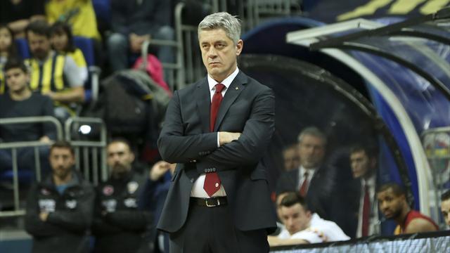 Galatasaray Odeabank'ta Oktay Mahmuti krizi sürüyor