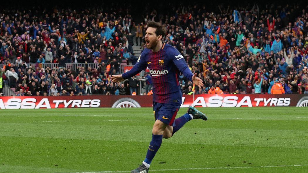 Sensational Lionel Messi free-kick gives Barcelona crucial Atletico Madrid  win - Liga 2017-2018 - Football - Eurosport UK c2c838441