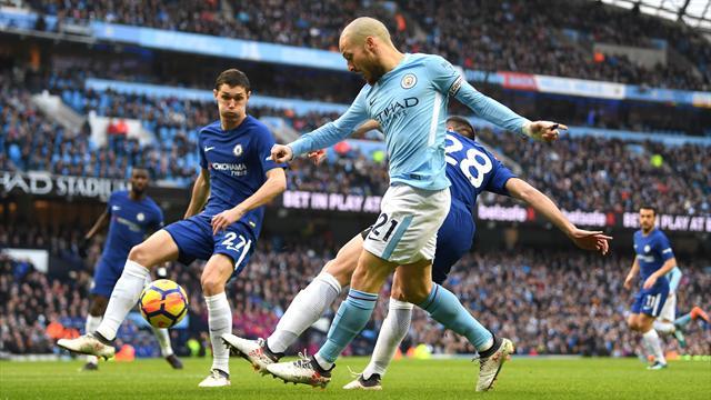 Optakt: Community Shield mellem Chelsea og Manchester City