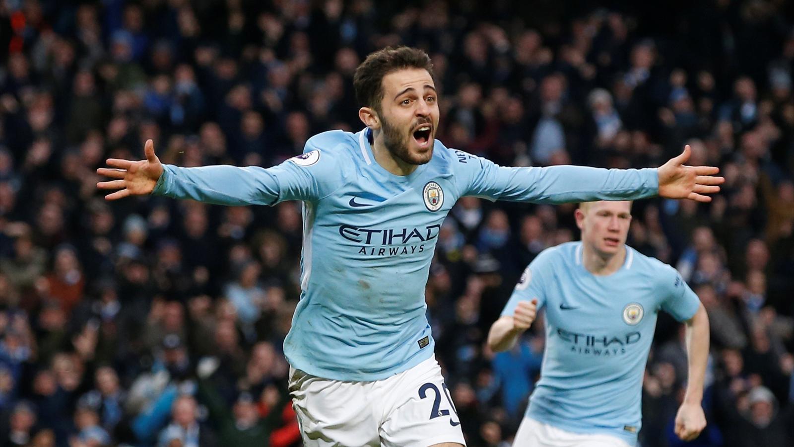 Manchester City Ease Past Dour Chelsea Thanks To Bernardo