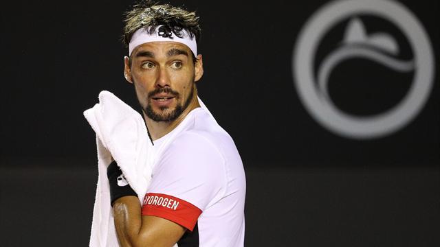 Фоньини выиграл 6-й титул в карьере