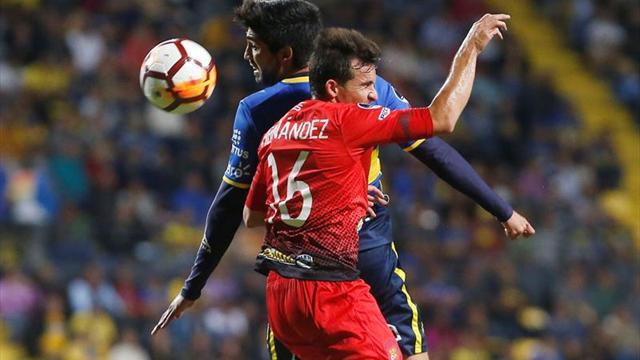 Veintidós equipos deciden su cupo en la segunda fase de la Copa Sudamericana