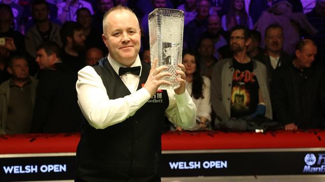 Závěrečný turnaj Home Nations Series – Welsh Open