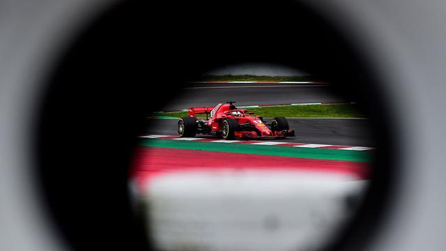 A Räikkönen le chrono du jour, à Vettel la référence de l'hiver