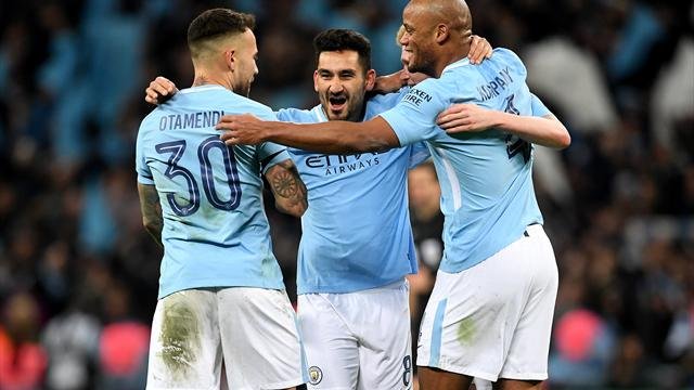 Man City can't compare to Barca, Madrid yet - Guardiola
