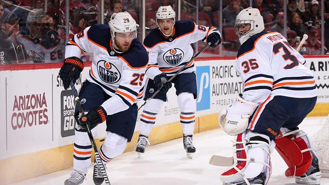Nach Verlängerung: Draisaitl und Oilers beenden Negativserie