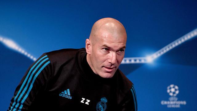Zidane : «La Juve et le Real ont le même ADN»