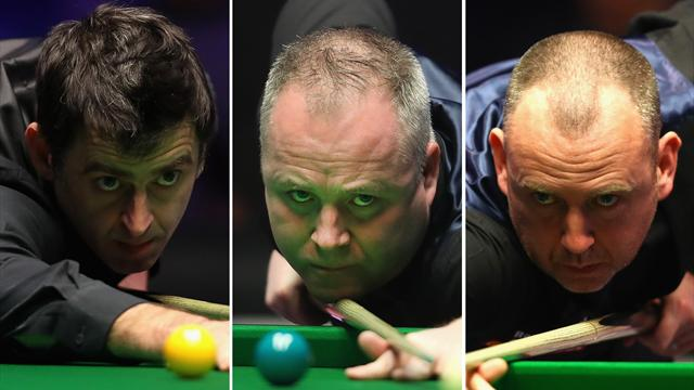 From the archive: Rejuvenated class of '92 inspire snooker's greatest era