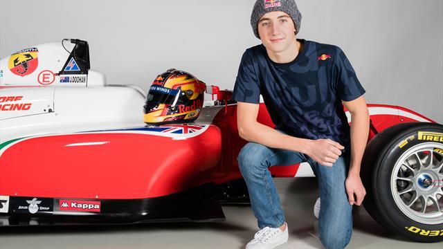 Sohn von Motorrad-Legende Mick Doohan Gaststarter in der ADAC Formel 4