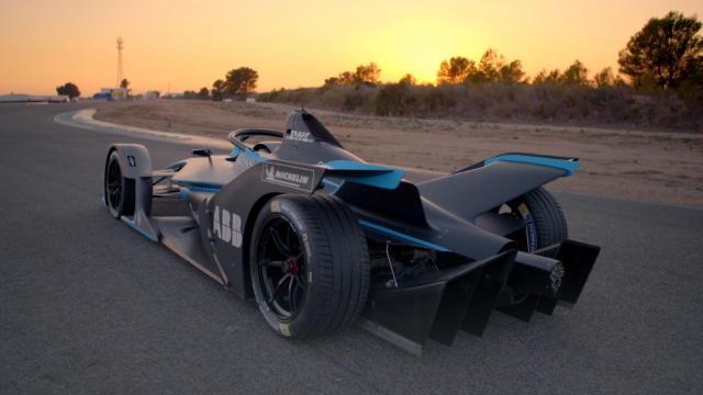 FE - La Formule E Gen2 officiellement dévoilée
