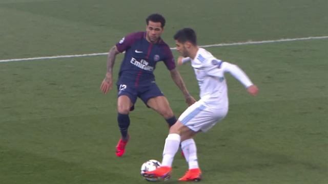 Sur le but du Real, Asensio a humilié Dani Alves et Ronaldo a fini le travail