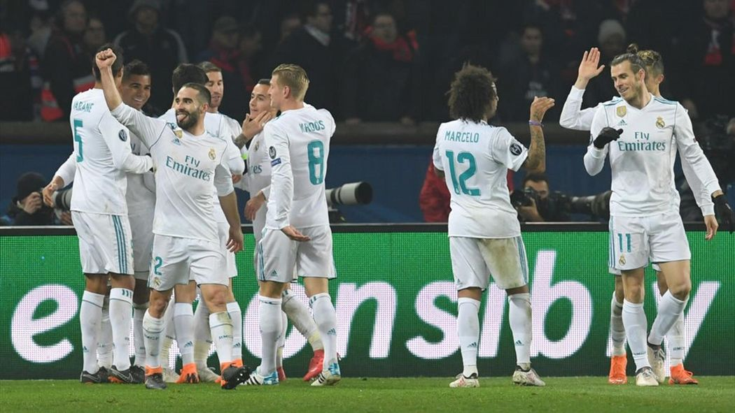 Le 5 verità che ci ha lasciato PSG-Real Madrid - Champions League 2017-2018  - Calcio - Eurosport dfe24e91ebc2c