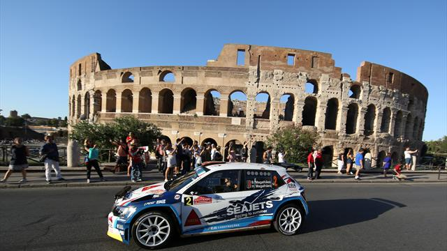Follow the FIA ERC season LIVE