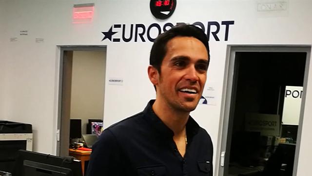El dulzón consejo de Contador para recuperar mejor tras una etapa larga y otras curiosidades del día