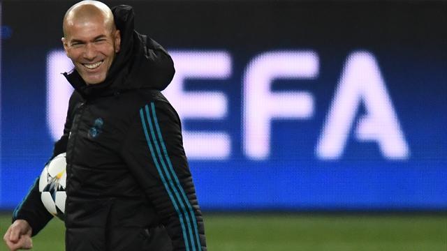 Zidane convoque 24 joueurs pour défier la Juventus