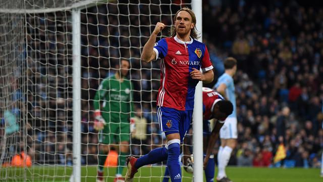 Manchester City reach last eight despite Basel defeat