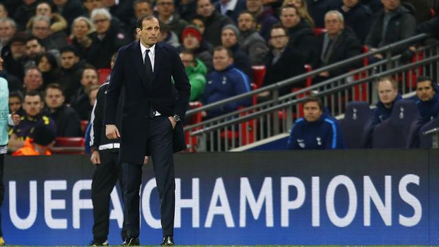 Tottenham-Juventus, Allegri: