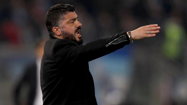 """Gattuso: """"A Londra per la partita perfetta, sovvertire i pronostici è la cosa più bella del calcio"""""""