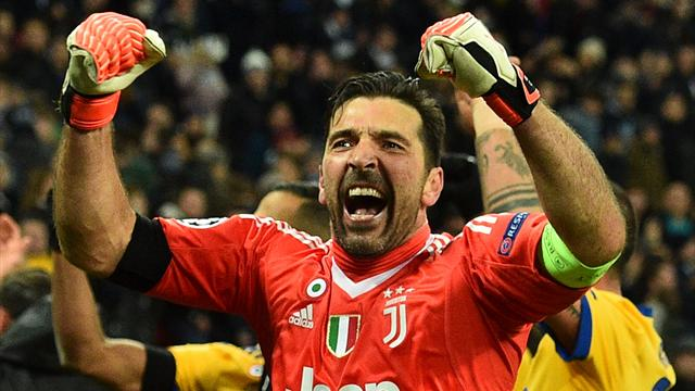 Buffon suggests he could carry on playing after this season