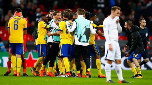 Brave Tottenham must play free against Juve - Pochettino