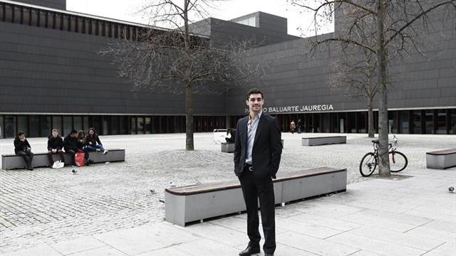 Fernández llevará a Pamplona en noviembre un espectáculo de patinaje y música