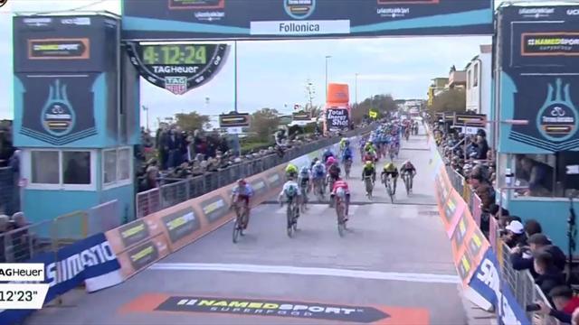 Sagan zieht den Kürzeren: So sprintet Kittel zum Sieg