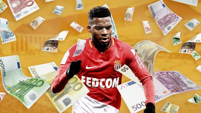 Guardiola veut Lemar — Monaco