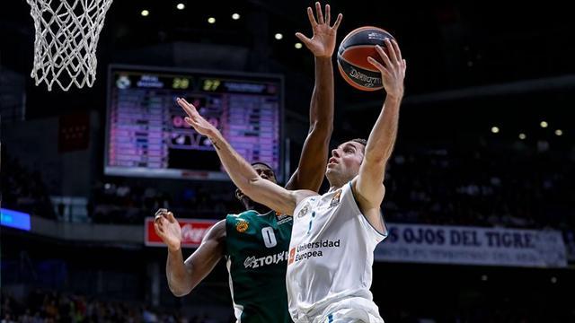 Panathinaikos-Real Madrid: Sin Campazzo, sin Llull y sin factor campo buscando otra F4 (20:15)