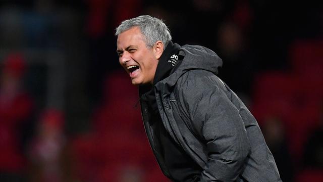 Моуринью – о вылете из Лиги чемпионов: «Ничего нового для «Манчестер Юнайтед» не произошло»