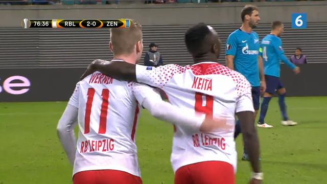 Highlights: Keita, Bruma og Werner-magi i Leipzig-sejr!