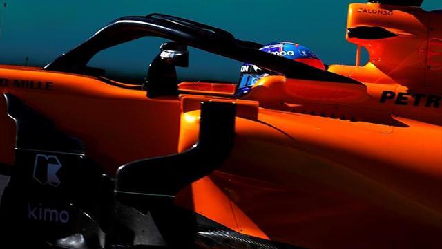 Raikkonen y Alonso brillan en la última jornada de entrenamientos de F1