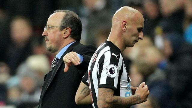 Rafael Benitez says Newcastle need to learn to manage games better