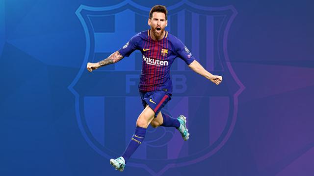 Attention vertige : les 600 buts de Messi au scanner