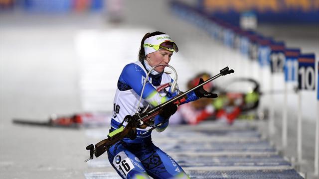 Šampionat Evrope u biatlonu u Belorusiji